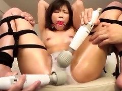 Hottest Japanese girl Mei 2 in Amazing DildosToys, Small Tits JAV scene