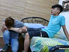 twinks mikal un fēlikss foot massage room sex story fuck