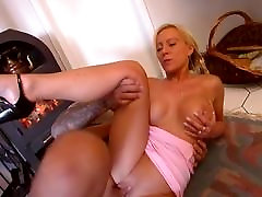 75 mint Blonde Anal & Dripping Facial