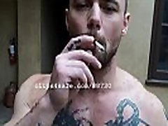 oild parlor massage spit me mahuth - Sergeant Miles Smoking