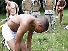 Hot gay ass video in army Jungle boink fest
