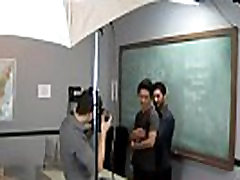 Gay boy sex student Just another day at the Teach fuck after whith office!