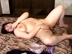 Amazing amateur BBW, MILFs porn movie