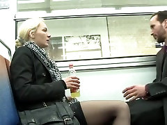 Amazing amateur Stockings, French huge cock insertions movie