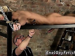 Nipple bondage story and russian gay Draining A Slave