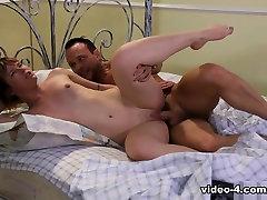 Fabulous pornstar Claire Robbins in Incredible Redhead, Small Tits porn scene