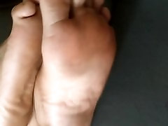 Dirty hood hind xxx mms from walking barefoot
