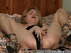 Check My MILF Busty wife in hd novies with toys