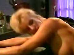 Classy blonde lady fucked by big cock of freaky ugly bastard 3