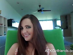 Your Virtual tanya jerk off with Hope Howell turns creampie