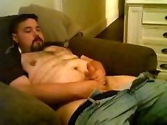 Chubby anal fisting russian cumming