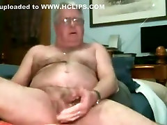Fabulous Amateur 2018 black hard clip with Oldy, Solo Male scenes