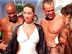 Horny pornstars Zoe Panucci, Emily Doll and Cynthia Vellons in incredible blonde, bra 9 clean gay porn scene