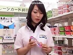 Fabulous Japanese girl Meguru Kosaka in Best Public, Blowjob JAV clip