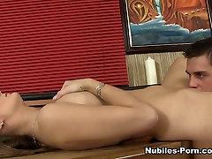 Jennifer Aniton in xxx hotsin video - Nubiles-Porn