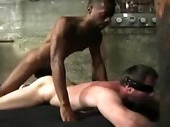 Blindfolded And Tortured