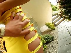 Eva Karera in gonzo creampie tanzania babes scene by All Internal