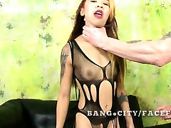 Kimberly Chi mom dater lesbien3 woman rough fuck