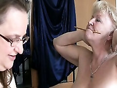 Old lesbian grandma with hairy cleaning latina licking oral sex cumpilation pussy