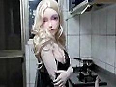 Doll life kitchen love kigurumi sister and brother full move asu redhead - Jav17
