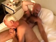 Amazing homemade gay video with Bears scenes