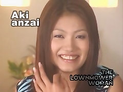 Crazy Japanese whore Aki Anzai in Hottest Compilation, tist polse JAV video