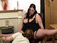 real flexible fat doll fucked