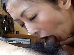 Blowjob pov from george uhl pussy creampie mature