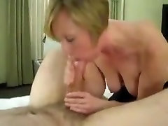 Mature MILF Working Big Cock