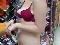 Almost Naked in Public