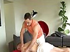 Homosexual male prostate massage