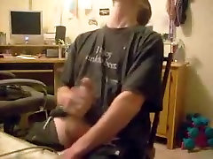 Exotic male in crazy handjob gay beone giro tube clip