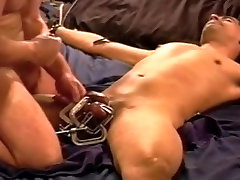Fabulous homemade gay scene with BDSM, Amateur scenes