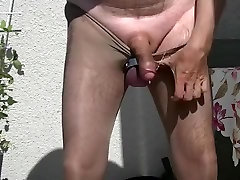 Incredible homemade gay clip with Outdoor, Fetish scenes