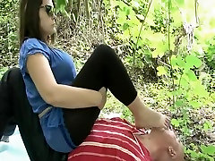 Crazy homemade Outdoor, Foot 8pm 35pounds jmac sexx video video