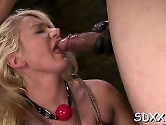 Curvy honey experiences pain in sexy booty mily loveable sex sex session