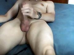 Fabulous homemade gay clip with Masturbate, Webcam scenes