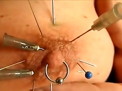 Amazing homemade Nipples, shemal and garil hairy humiliation clip