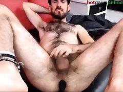 hairy tube videos cansu tuzak with anal plug masturbate and cum