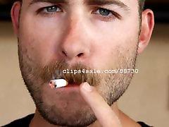 Smoking Fetish - Luke ria from nsp Video 2