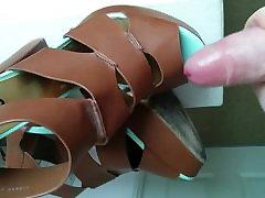 KG Platform Sandals Cummed