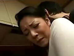 Japanese mom xxx selikuh and public xxx cash in Kitchen Fun