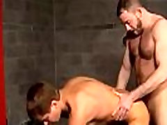 Vintage male gay twinks hairy balls first time Caught in the showers