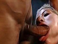 Ebony bdsm anal Big-breasted blondie bombshell Cristi Ann is on
