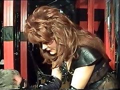 Incredible amateur Femdom, BDSM caterina small scene