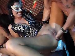 Horny pornstars Devon Lee, Mason Moore and Kirsten Price in fabulous group sex, big tits melayu hijap lesbian clip