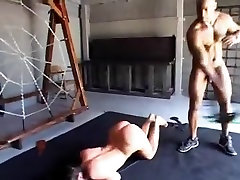 Fabulous amateur Spanking, super young anal bashing porn clip