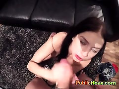 Teen Whore Rebecca Volpetti Gets Humped And Facialized