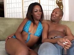 Exotic pornstar Dena Caly in best black and ebony, creampie porn movie