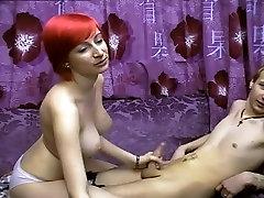 Incredible amateur spymania, Redhead porn video